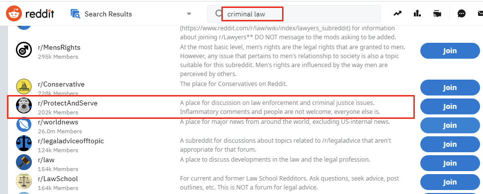 reddit for keyword research for lawyers