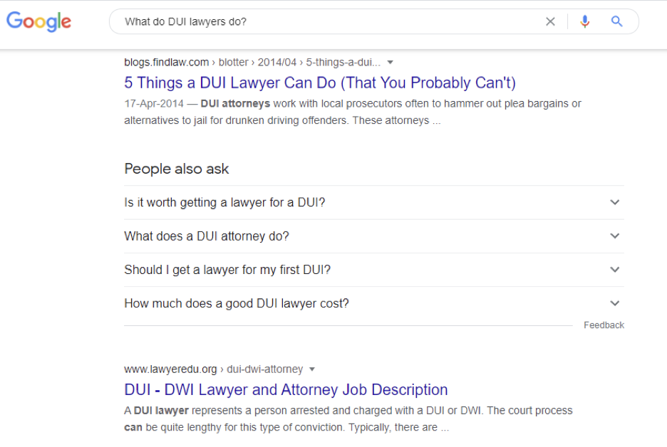 keyword research for lawyers from our legal content writer