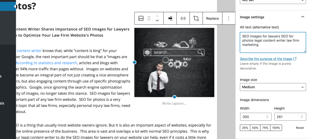 SEO for lawyers SEO images for lawyers SEO for photos legal content writer law firm blog writer